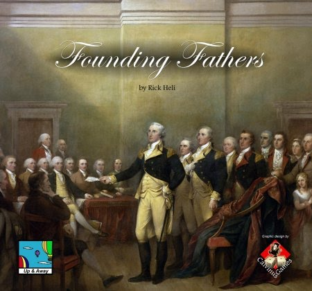 Founding Fathers at The Game Crafter
