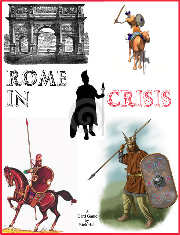 Rome in Crisis PnP game